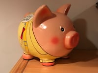 Large and cute piggy bank Toronto, M8Y 3L7