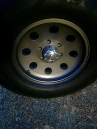 Chevy Rims and Tires Wilmington