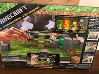 Minecraft Stop-Motion Animation Studio BNIB  Make one-of-a-kind Minecraft films! The Minecraft Animation Studio combines real-life objects with a mobile app so that kids can direct their own beginnings and endings Use your mobile device to aim and shoot t 544 km