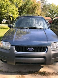 2001 Ford Escape Commerce Charter Township