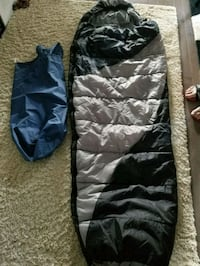 Sleeping bag with bag Edmonton, T6R 0C8