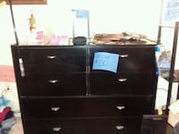 black wooden dresser with mirror Richmond, 23233