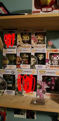 Pop figures Ajax, L1S 5T9