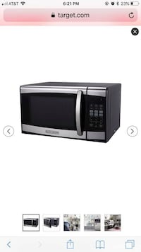 Black & Decker microwave .9 cu ft. 900 wat  Philadelphia