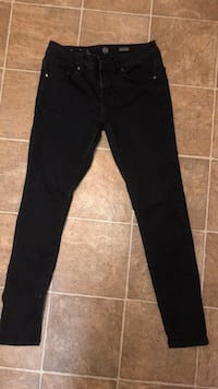 SO Brand Black Jegging Pants - size 9  San Jose, 95123