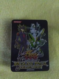 Yu-Gi-Oh! Duelist Pack Collection card case Provo, 84601
