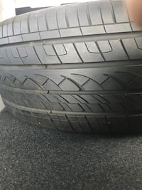"""Low profile tires for 22"""" rims Kingstree, 29556"""