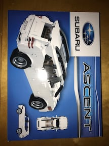Brand new build a model car!