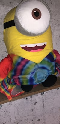 Minion oversized Plush with tag New York, 11364