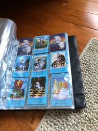 Bella Sara card collection approximately 375 cards plus book