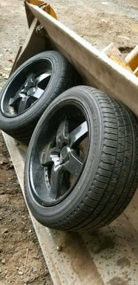 "Staggered 20"" rims Hopatcong, 07843"