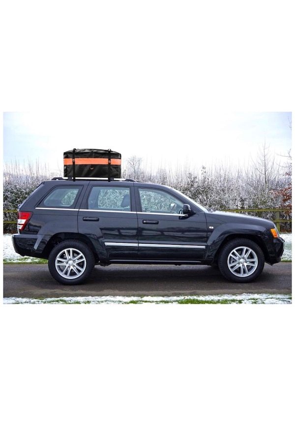 4a6b4f76d0f0 BOLTLINK Car Roof Top Cargo Carrier Bag, Made with 100% Waterproof  Material, Easy Install for Most Car,Jeep, SUV with Racks