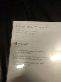 Microsoft surface laptop 2 Minneapolis, 55403