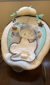Fisher price deluxe lamb bouncer Oakville, L6H 0S1
