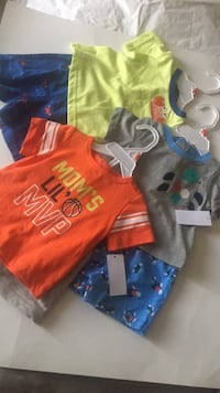 boys tshirt/shorts sets Clarksburg, 20871