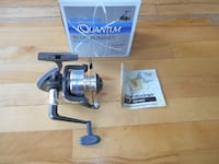 Big Salt/Fresh Water Fishing reel BlueRunner MONTREAL