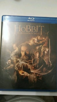 The Hobbit Desolation of Smaug Blu Ray Fairfax