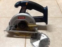 gray and black Ryobi circular saw Germantown, 20874