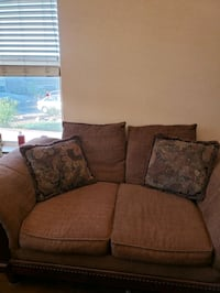 Brown couch and loveseat Rio Rancho, 87144
