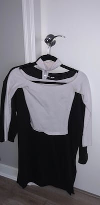 white long sleeved shirt (american apparel s) New Westminster, V3M