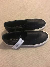 Joe Fresh black runners/loafers Toronto, M8Y 3Y9