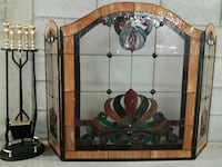 Fireplace Screen and Accessories Laval, H7T