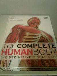 The complete human body, the definitive visual guide