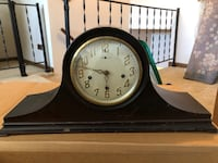 Harkness mantle clock