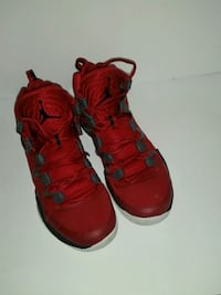 Air Jordan basketball shoes 8.5 Salt Lake City, 84121