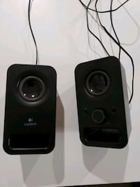 (Negotiable)Logitech Z150 Dual Speaker System Rutherford, 07070