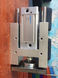 FESTO Pneumatic guided punch cylinder Toronto