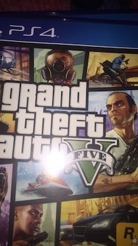 Sony ps4 grand theft auto five case 3149 km