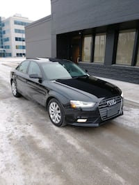 2013 Audi A4 2.0T Quattro /Certified with Warranty Vaughan