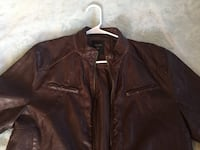 Woman leather jacket Dover, 19904