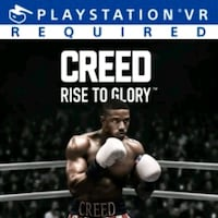 Creed Rise to Glory Playstation VR Milton, L9T 5R6