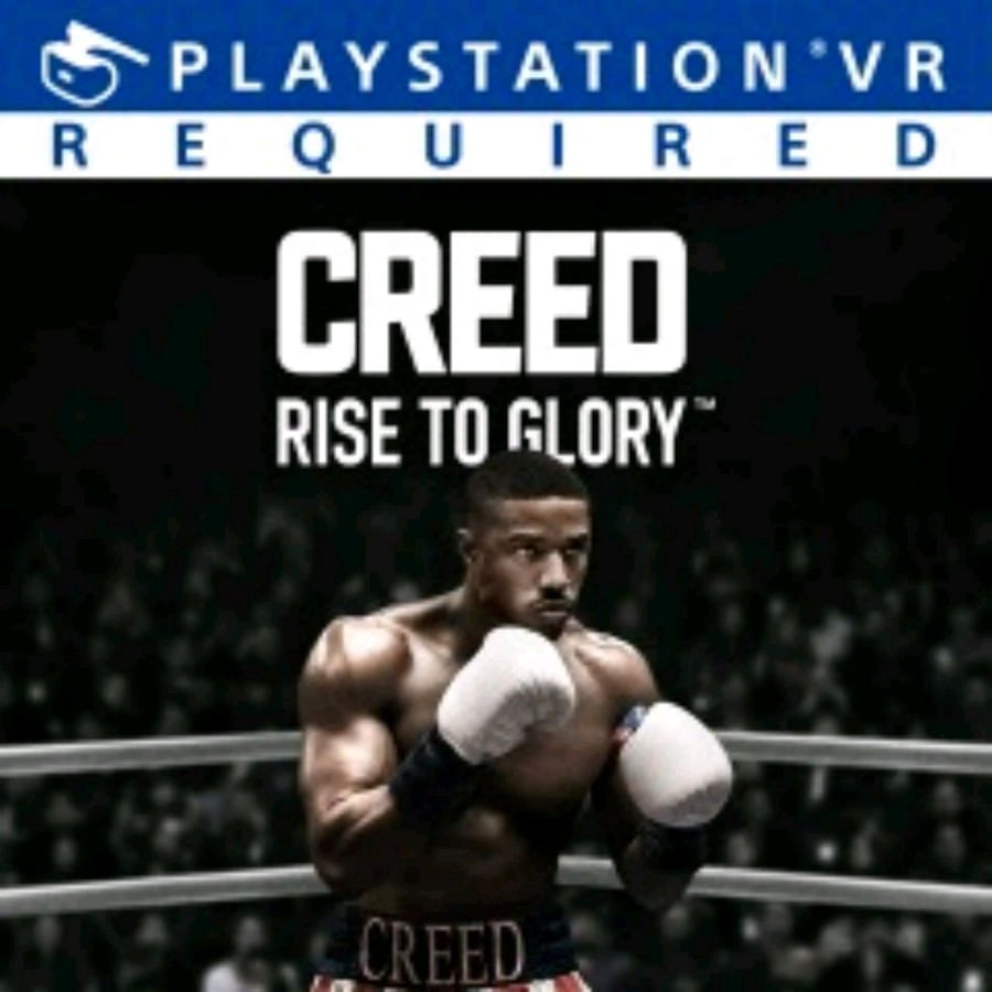 Creed Rise to Glory Playstation VR