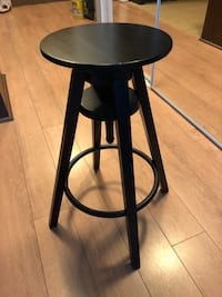 IKEA 4-legged barstool - set of two