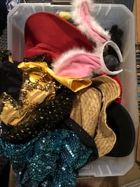 Photo booth props & costumes