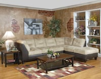 Special!!!! 2 Pc Sectional Frederick