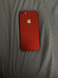 Product red iphone 7 with box Kissimmee, 34741