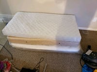 Baby/toddler mattresses 3 different types,firm to