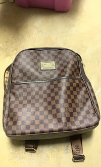 Louis vuitton back pack Riva, 21140