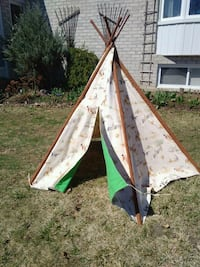 TeePee play tent  New Tecumseth