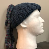 Knit Hat with Dreads Twin Lake, 49457