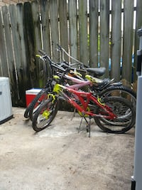 3 bikes will sell separate Lafayette, 70508