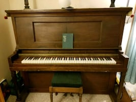 Project upright piano