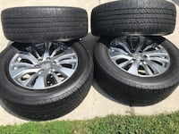 Tires and Rims for Infiniti QX80 - $1200  OXONHILL