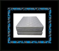 Pillowtop mattress with box Riverdale Park, 20738