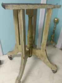 Vintage solid table base, ready for your top West Springfield, 01089