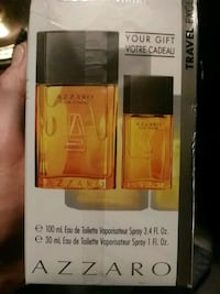 Azzaro for men. Edmonton, T5E 5E3